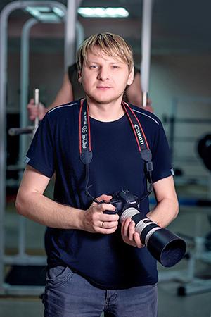 Виталий Адамсов - Видеосъемка и монтаж