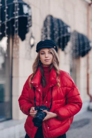Дарья Головцова - Курсы фотографии на смартфон